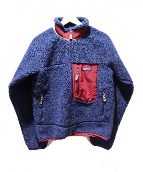 Patagonia(パタゴニア)Patagonia (パタゴニア) Classic Retro-X Jacket ブルー サイズ:XSの古着・服飾アイテム