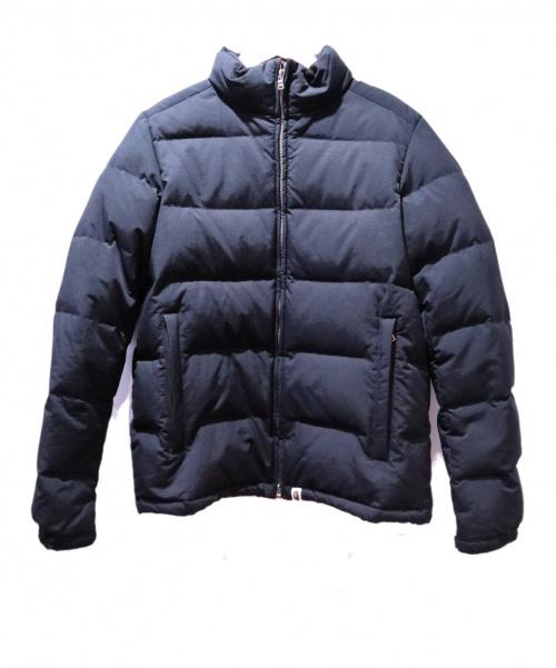A BATHING APE(アベイシングエイプ)A BATHING APE (アベイシングエイプ) ダウンジャケット ブラック サイズ:Sの古着・服飾アイテム