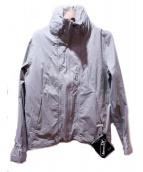 Descente ALLTERRAIN(デサントオルテライン)の古着「トランスフォームジャケット」 グレー