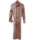 Ron Herman(ロンハーマン)の古着「シャツワンピース」|ブラウン