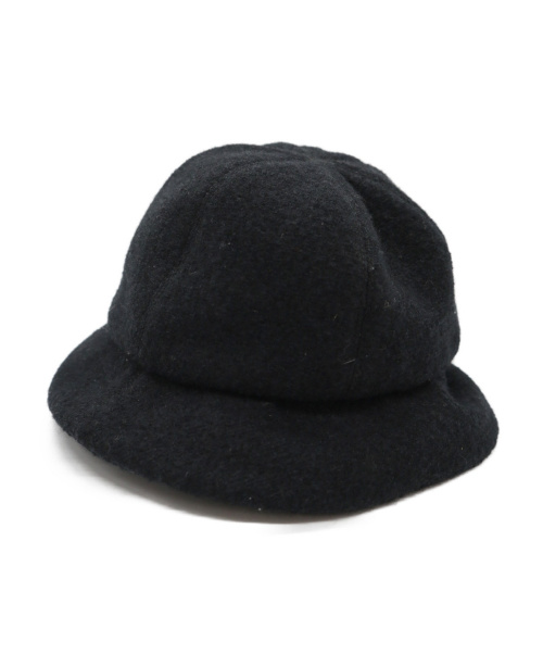HELEN KAMINSKI(ヘレンカミンスキー)HELEN KAMINSKI (ヘレンカミンスキー) ウールハット ブラックの古着・服飾アイテム