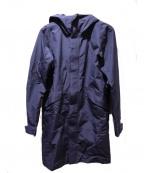 ARCTERYX VEILANCE(アークテリクス ヴェイランス)の古着「Andra Coat」|ネイビー