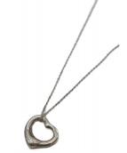 Tiffany & Co.(ティファニー)の古着「エルサペレッティハートネックレス」