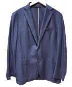 Paul Stuart(ポールスチュアート)の古着「アンコンセットアップジャケット」|ネイビー