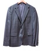 BOSS HUGO BOSS(ボスヒューゴボス)の古着「セットアップスーツ」|グレー