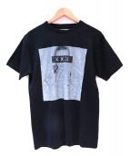 GOD SELECTION XXX(ゴットセレクショントリプルエックス)の古着「半袖Tシャツ」|ブラック