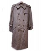 Burberrys(バーバリーズ)の古着「ライナー付トレンチコート」|ベージュ