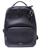 TUMI(トゥミ)の古着「ゲイルバックパック」|ブラック