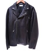 Luis(ルイス)の古着「BIG ダブルライダースジャケット 」|ブラック
