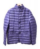 HERNO(ヘルノ)の古着「ダウンテーラードジャケット」|ブルー