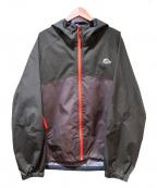 Lowe Alpine(ロウアルパイン)の古着「ゴアテックスマウンテンジャケット」 オリーブ