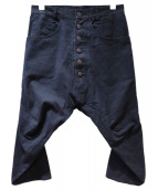 nemeth(ネメス)の古着「サルエルパンツ」|ブラック