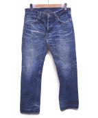 SUGAR CANE(シュガーケーン)の古着「デニムパンツ」|ブルー