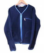 Battenwear(バテンウェア)の古着「フリースジャケット」 ネイビー