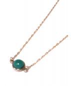 Tiffany & Co.(ティファニー)の古着「エルサペレッティブレスレット」|グリーン