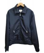 Calvin Klein Jeans(カルバンクラインジーンズ)の古着「ジップアップジャケット」|ネイビー