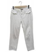 Filo di Seta(フィロデイセタ)の古着「ホワイトジーンズ」|ホワイト