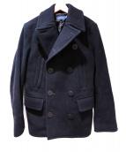POLO RALPH LAUREN(ポロラルフローレン)の古着「Pコート」|ブラック