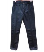 LEVIS(リーバイス)の古着「スタープレストパンツ」|ブラック
