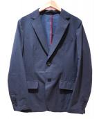 agnes b homme(アニエスベーオム)の古着「テーラードジャケット」|ブラック