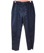 agnes b homme(アニエスベーオム)の古着「PANTALON パンツ」|ブラック