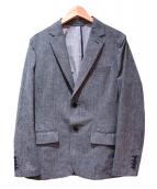 agnes b homme(アニエスベーオム)の古着「テーラードジャケット」|グレー