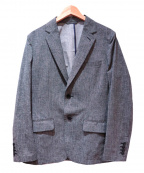 agnes b homme(アニエスベーオム)の古着「テーラードジャケット」 グレー