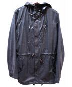 PS Paul Smith(ピーエスポールスミス)の古着「フーデッドジャケット」|グレー