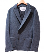 Casely-Hayford(ケイスリーヘイフォード)の古着「ウールジャケット」|グレー