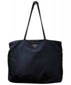 PRADA (プラダ) トートバッグ ブラック
