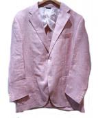 LANVIN COLLECTION(ランバンラコレクション)の古着「セットアップスーツ」|レッド