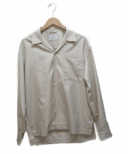 STUDIOUS(ステュディオス)の古着「長袖シャツ」|ベージュ
