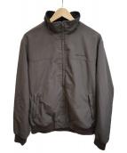 CarHartt(カーハート)の古着「ジップアップジャケット」 ブラウン