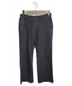 45rpm(45アールピーエム)の古着「デニムパンツ」|ネイビー