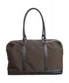L.E.D.BITES(エルイーディーバイツ)の古着「ビジネスバッグ」|ブラウン