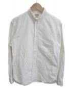 OLD JOE & Co.(オールドジョーアンドコー)の古着「FANCY SHIRT」|アイボリー