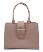 FURLA(フルラ)の古着「トートバッグ」|ピンク