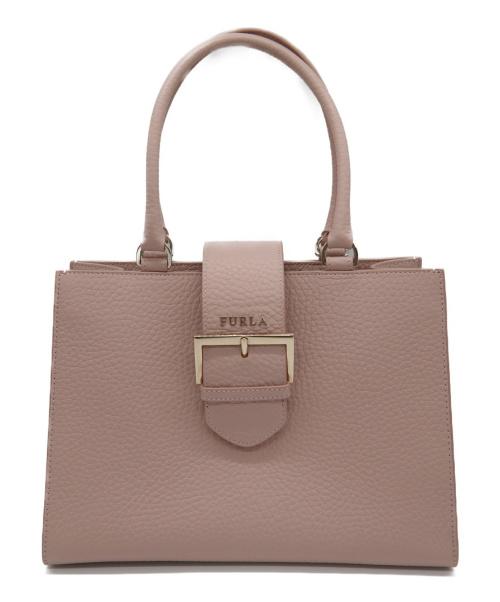 FURLA(フルラ)FURLA (フルラ) トートバッグ ピンク 972226の古着・服飾アイテム