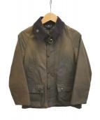 Barbour(バブアー)の古着「チルドレンクラシックビデイルジャケット」|グリーン