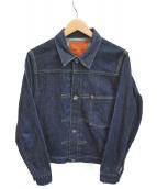 THE REAL McCOYS(リアルマッコイズ)の古着「デニムジャケット」|インディゴ