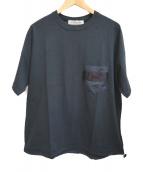 ()の古着「T-SHIRT」 ブラック