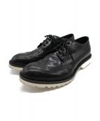 DSQUARED2(ディースクエアード)の古着「ウィングチップシューズ」|ブラック