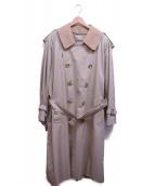 Burberrys(バーバリーズ)の古着「ライナー付ノヴァチェックトレンチコート」|ベージュ