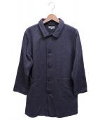 JAPAN BLUE JEANS(ジャパンブルージーンズ)の古着「Wanderer Coat」|グレー