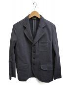 TOUGHNESS(タフネス)の古着「オーディナリージャケット」|チャコールグレー