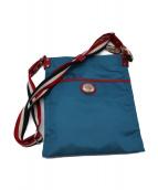 Orobianco(オーロビアンコ)の古着「ショルダーバッグ」 ブルー