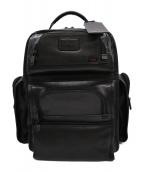TUMI(トゥミ)の古着「DH ALPHA T-Pass」|ブラック
