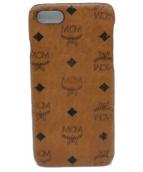 MCM(エムシーエム)の古着「iPhonケース」|ブラウン