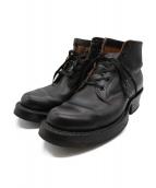 WHITES BOOTS(ホワイツ ブーツ)の古着「SEMI DRESS」|ブラック