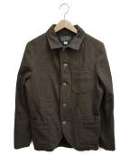 ORGUEIL(オルゲイユ)の古着「Old Surge Jacket」|オリーブ